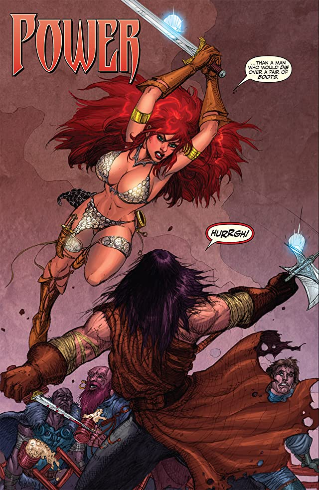 click for super-sized previews of Savage Tales #3