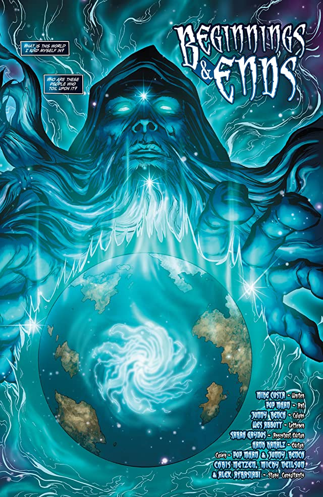 click for super-sized previews of World of Warcraft Special #1