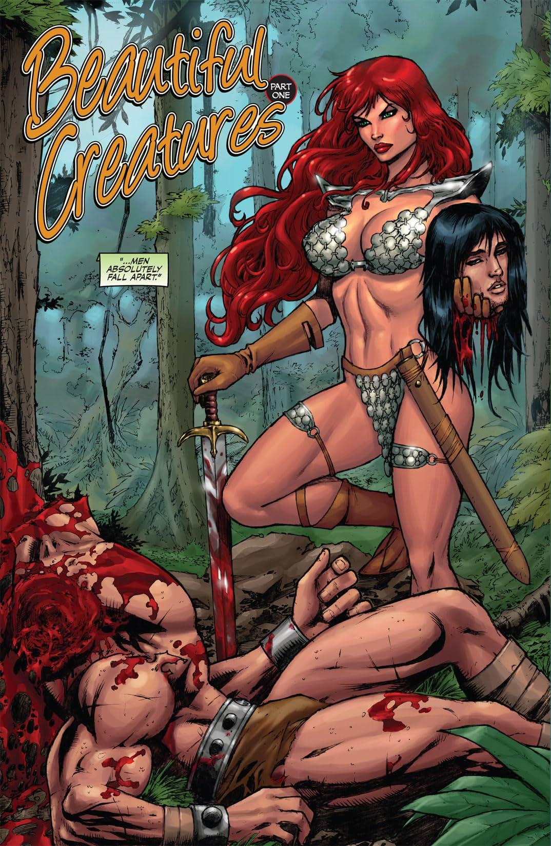 Savage Tales #4