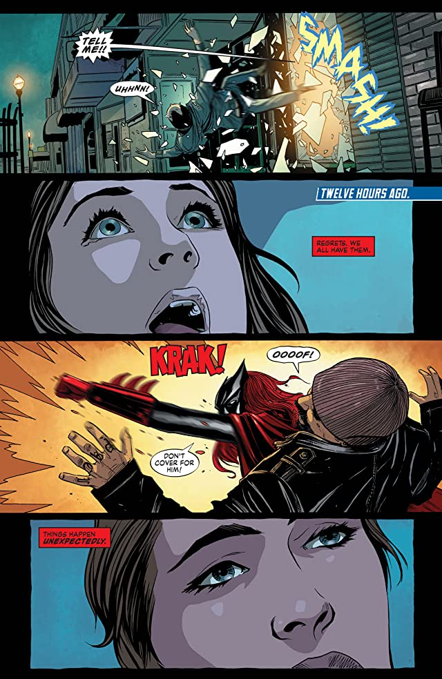 click for super-sized previews of Batwoman (2011-2015) #28