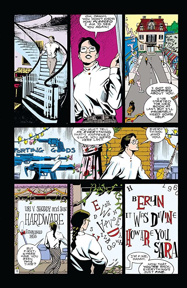 click for super-sized previews of Doom Patrol (1987-1995) Vol. 3: Down Paradise Way