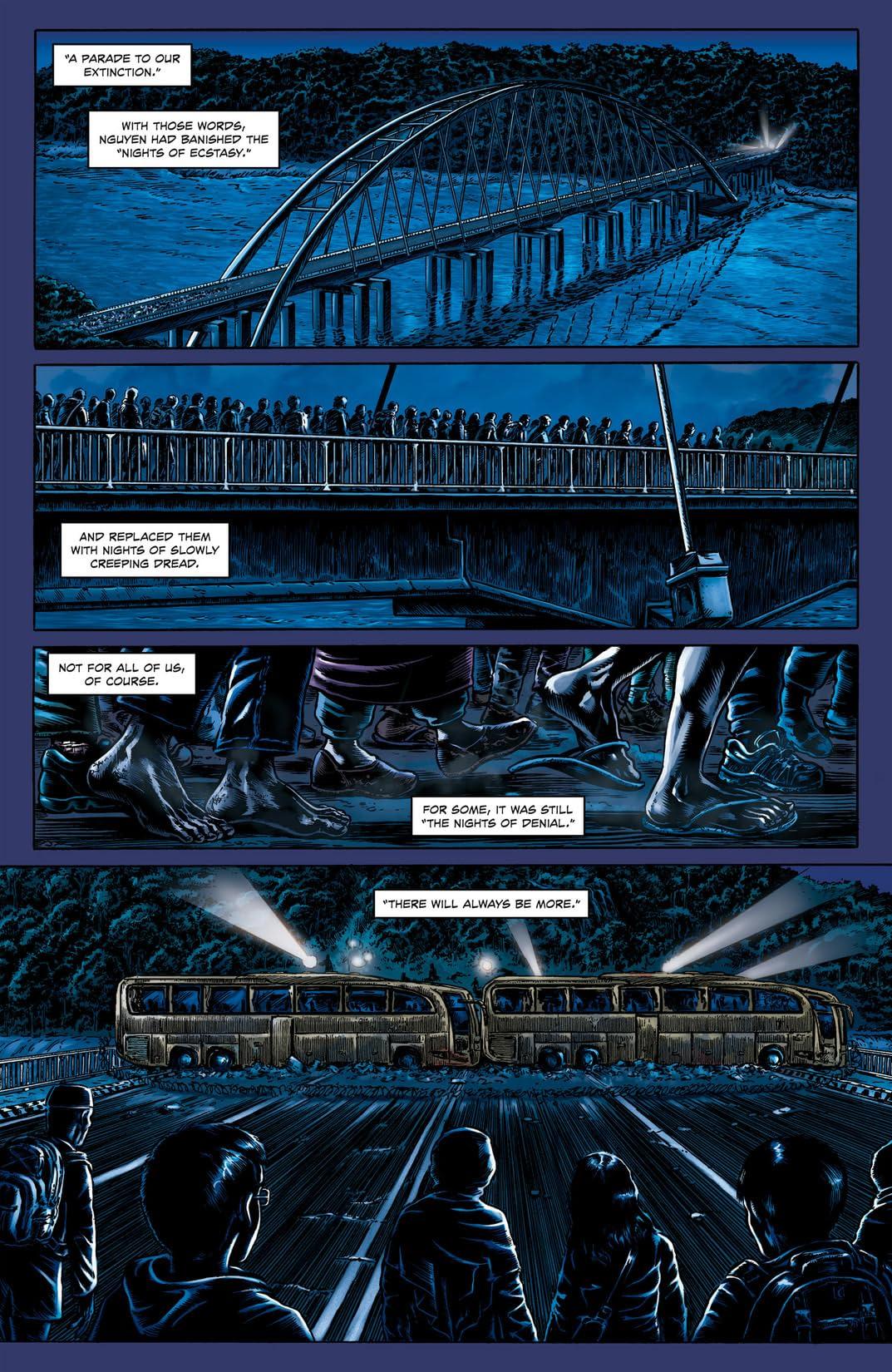 Extinction Parade #5