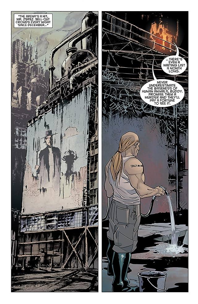 Batman: Streets of Gotham #10
