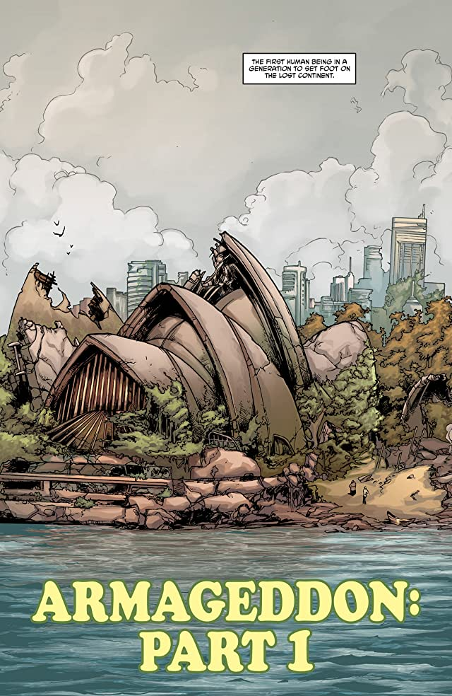 click for super-sized previews of God Is Dead #7