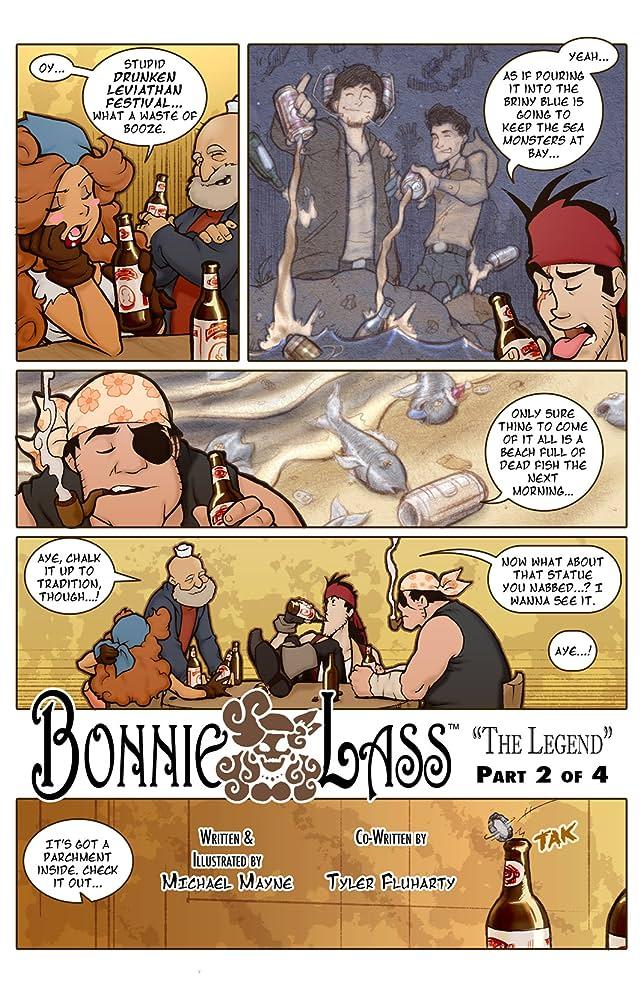 Bonnie Lass #2