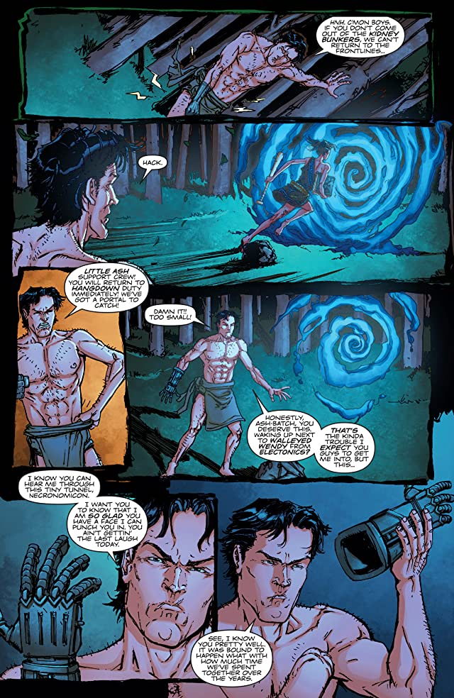 Army of Darkness vs. Hack/Slash #6 (of 6): Digital Exclusive Edition
