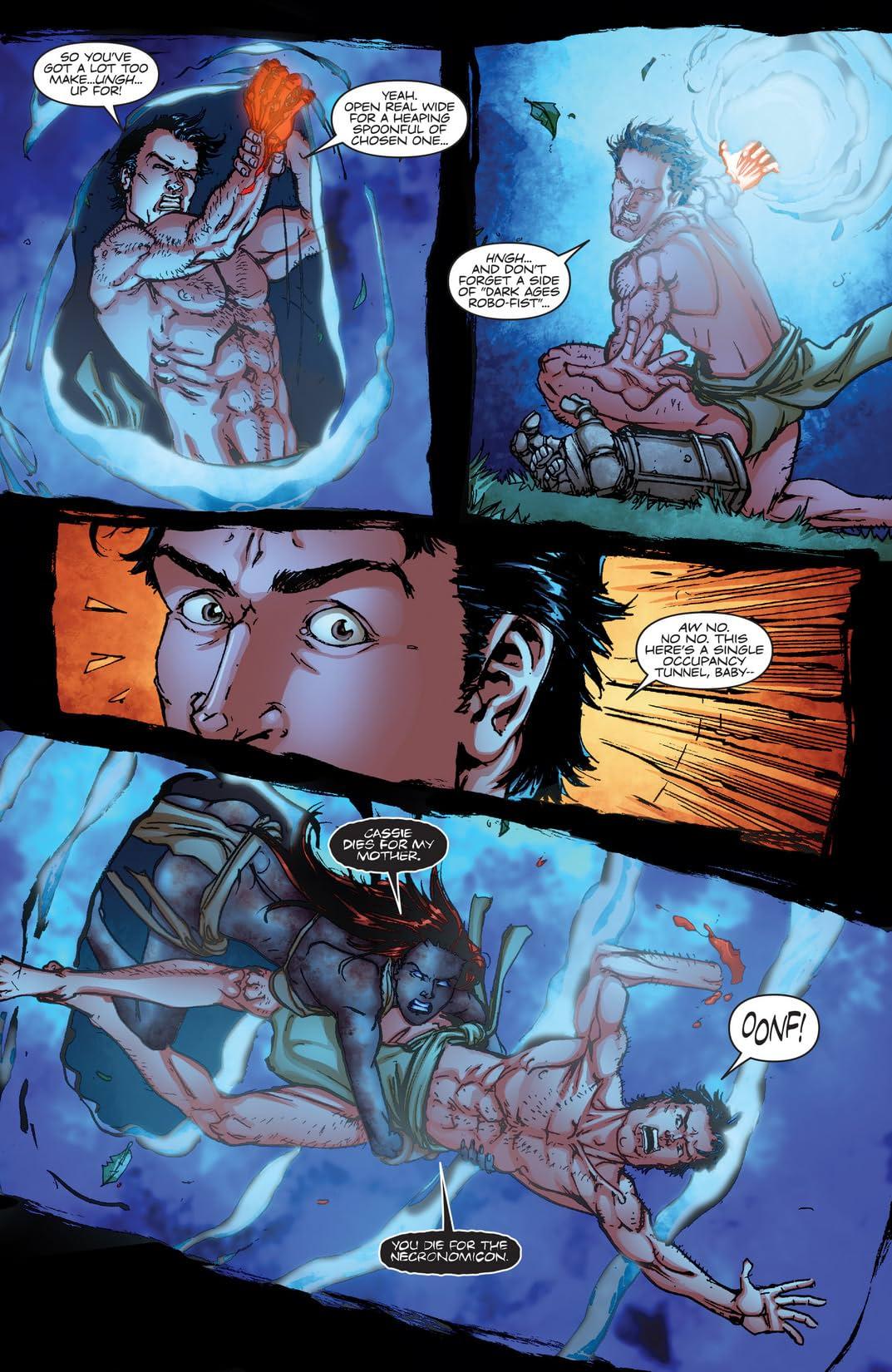 Army of Darkness vs. Hack/Slash #6 (of 6): Digital Exclusive Edition