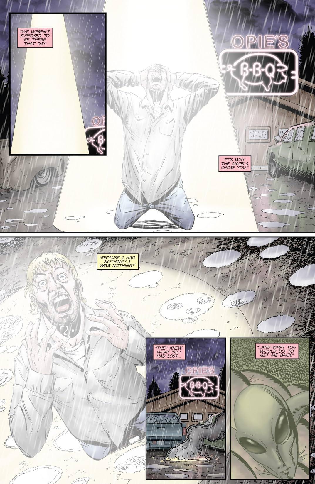 Cryptozoic Man #4 (of 4): Digital Exclusive Edition