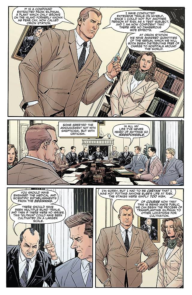Doc Savage #3: Digital Exclusive Edition