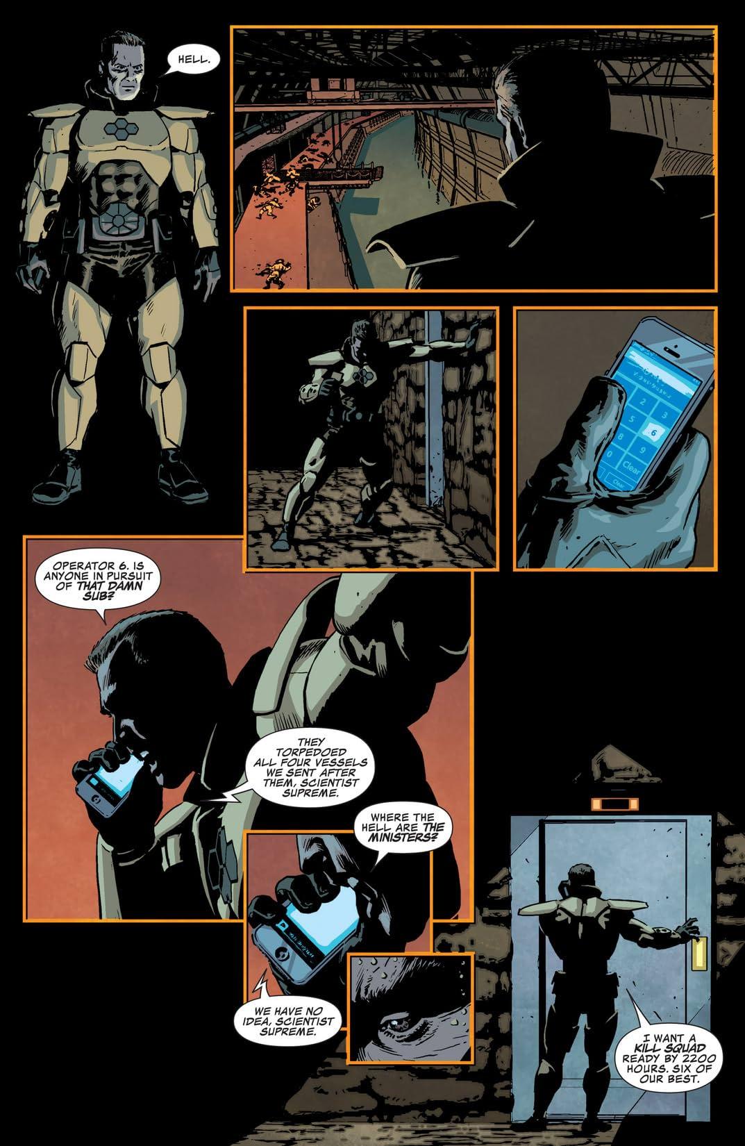 Secret Avengers (2013-2014) #16