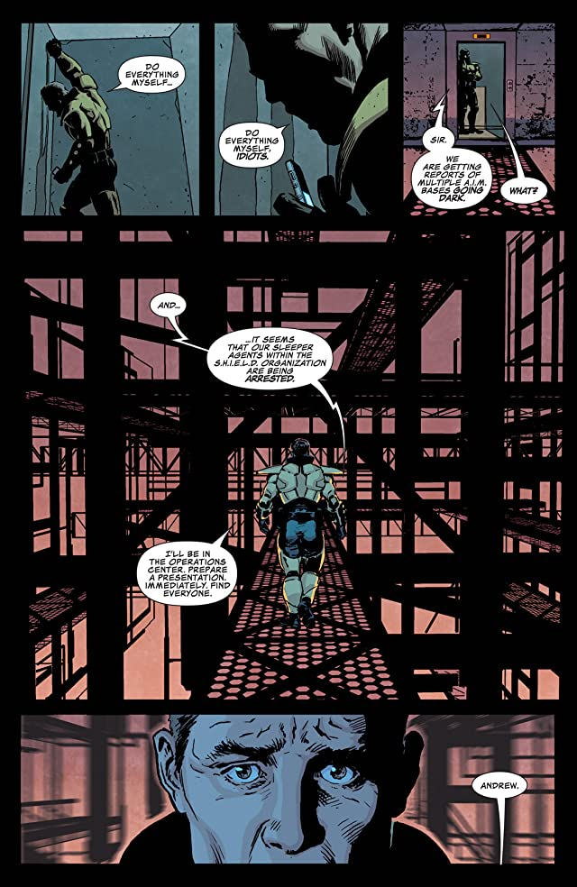 click for super-sized previews of Secret Avengers (2013-2014) #16
