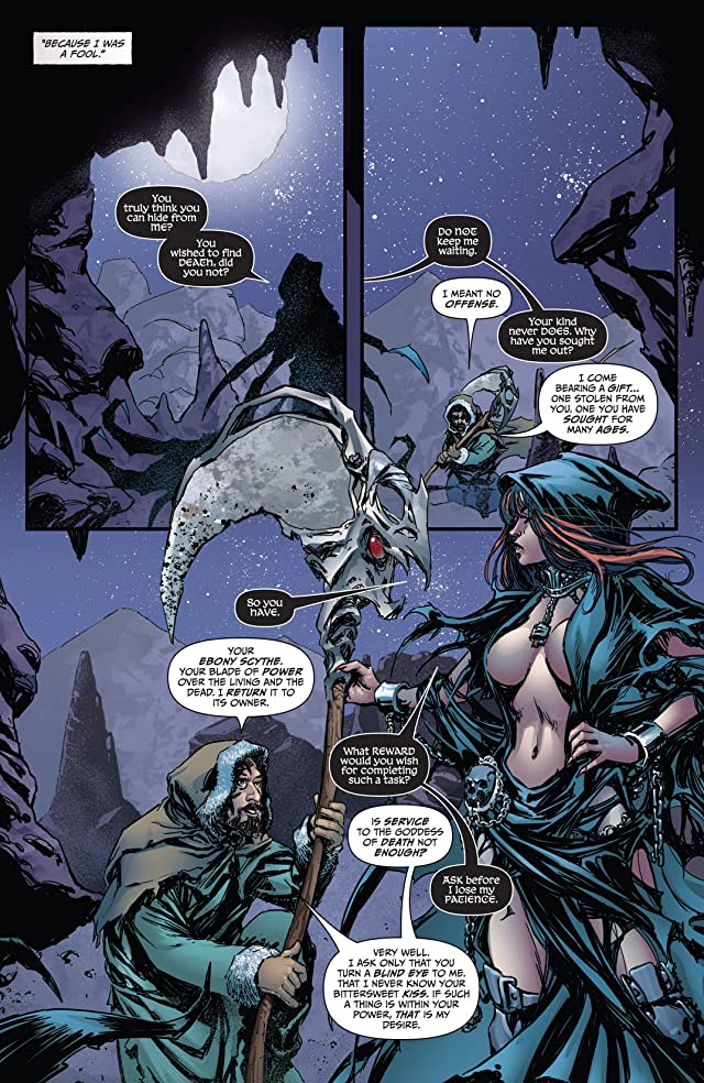 Grimm Fairy Tales #95