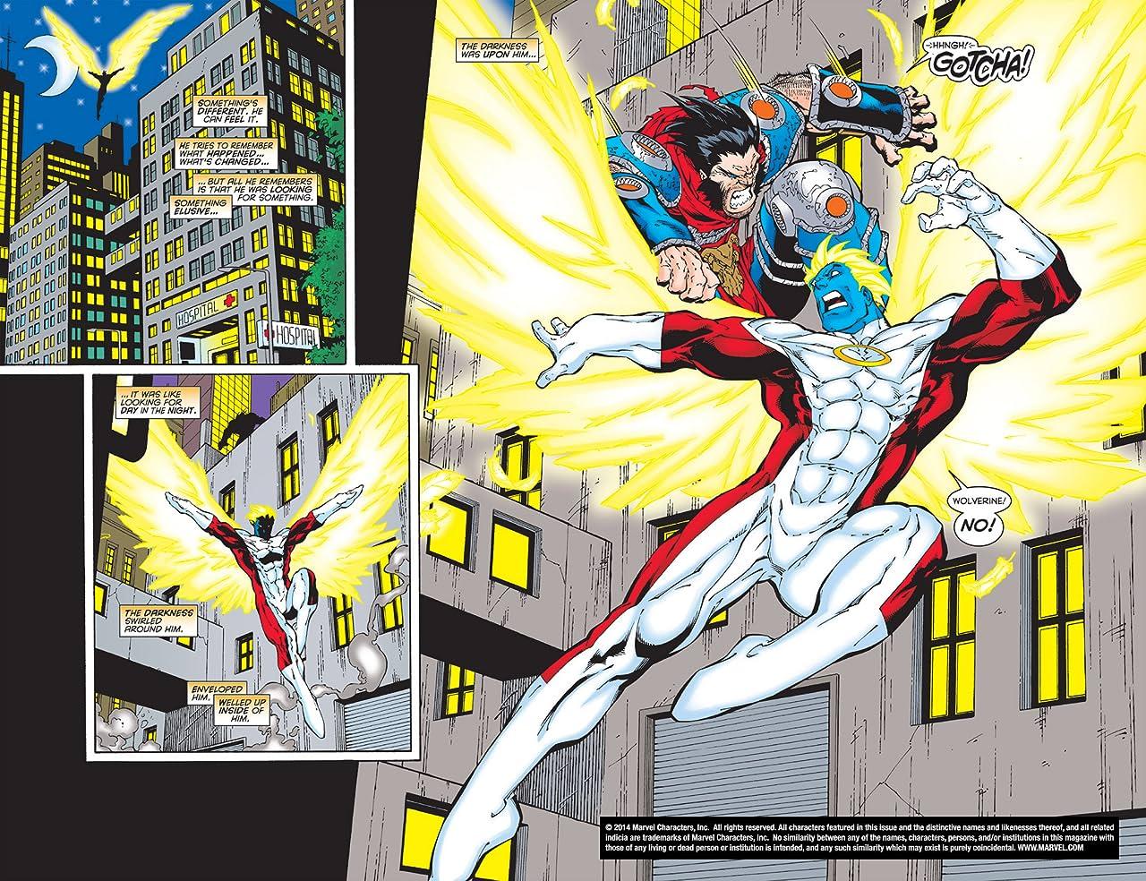 Wolverine (1988-2003) #147