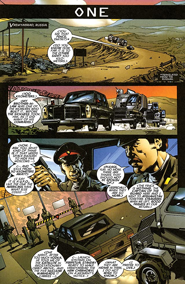 click for super-sized previews of Bloodshot (1997-1998) #13