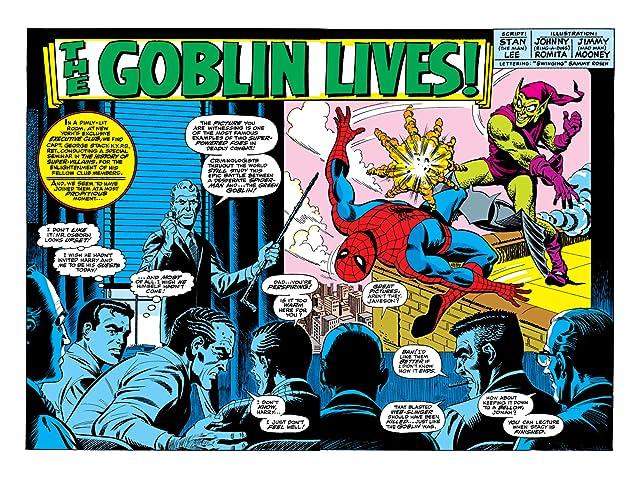 Spectacular Spider-Man (1968) #2