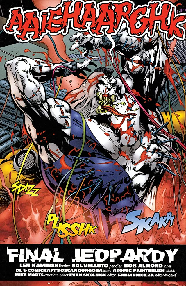 click for super-sized previews of Bloodshot (1997-1998) #15