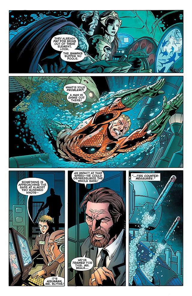 Aquaman (2011-) #28