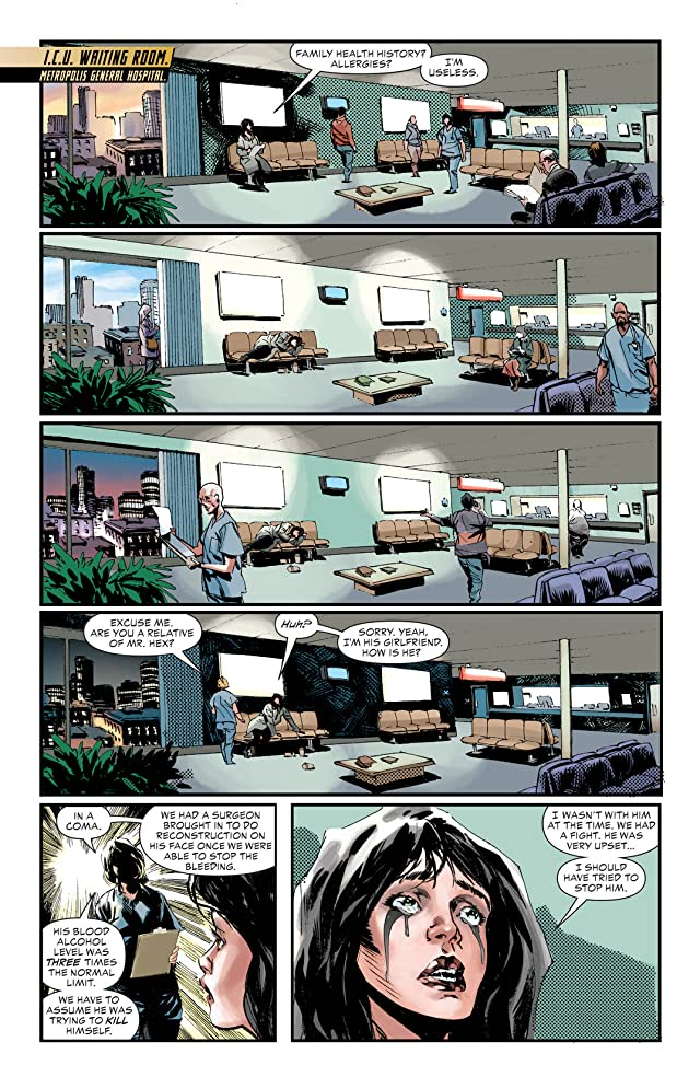 click for super-sized previews of All Star Western (2011-2014) #28