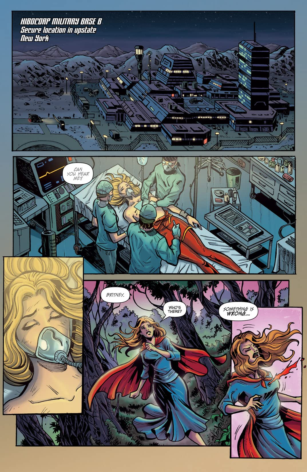 Code Red #4 (of 5)