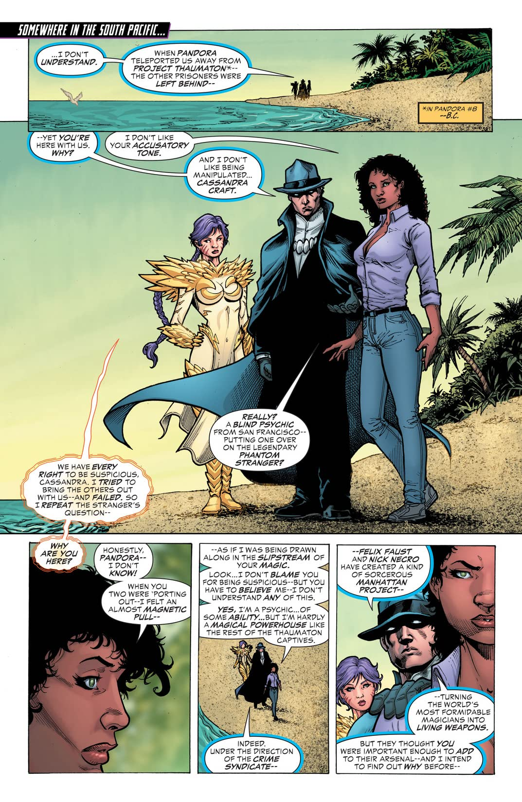Justice League Dark (2011-2015) #28