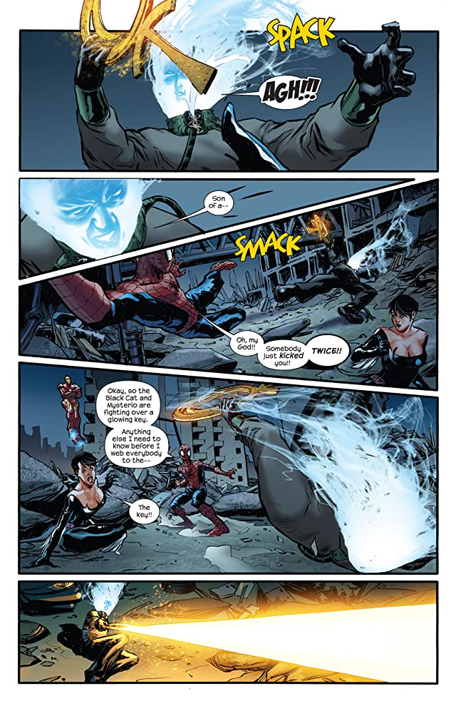 click for super-sized previews of Ultimate Comics Spider-Man (2009-2012) #154