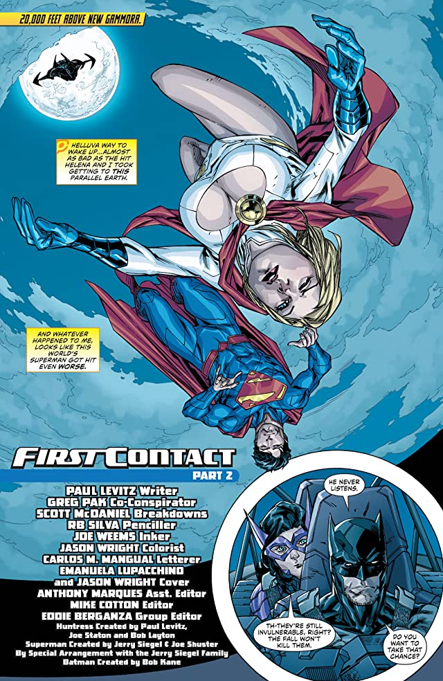 click for super-sized previews of Worlds' Finest (2012-2015) #20