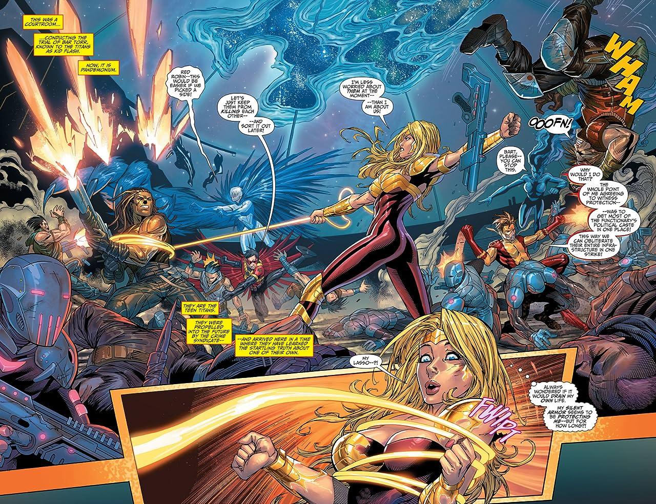 Teen Titans (2011-2014) #28