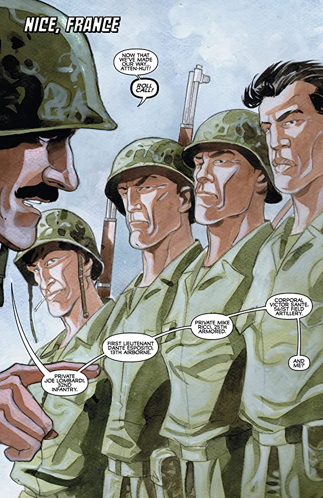 click for super-sized previews of World War Mob #2