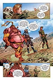 Warriors Three #3 (of 4)