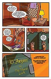 Scratch9: Cat Tails #1
