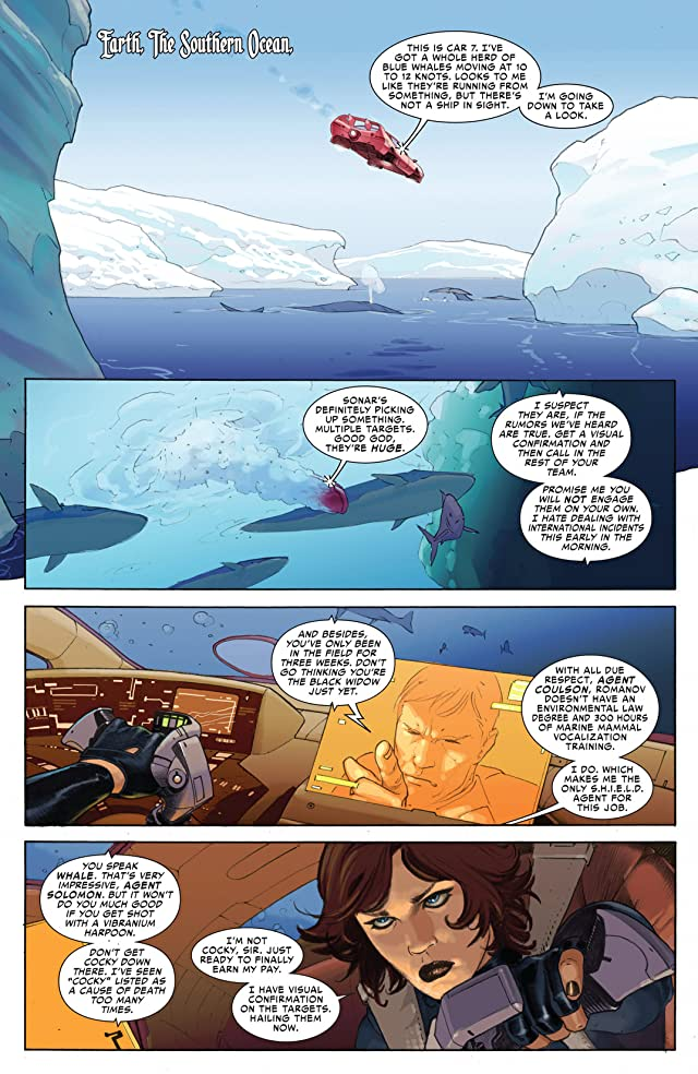 click for super-sized previews of Thor: God of Thunder #19.NOW