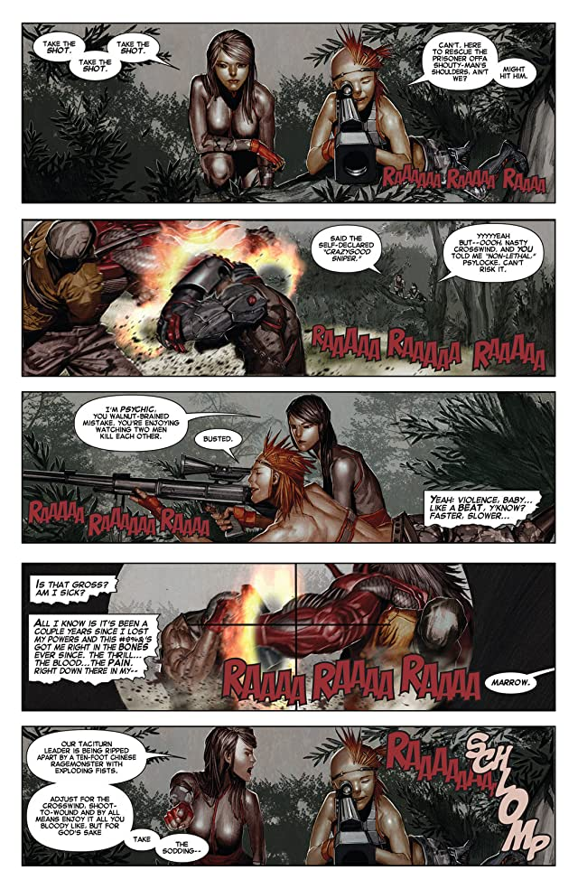 click for super-sized previews of X-Force (2014-) #1