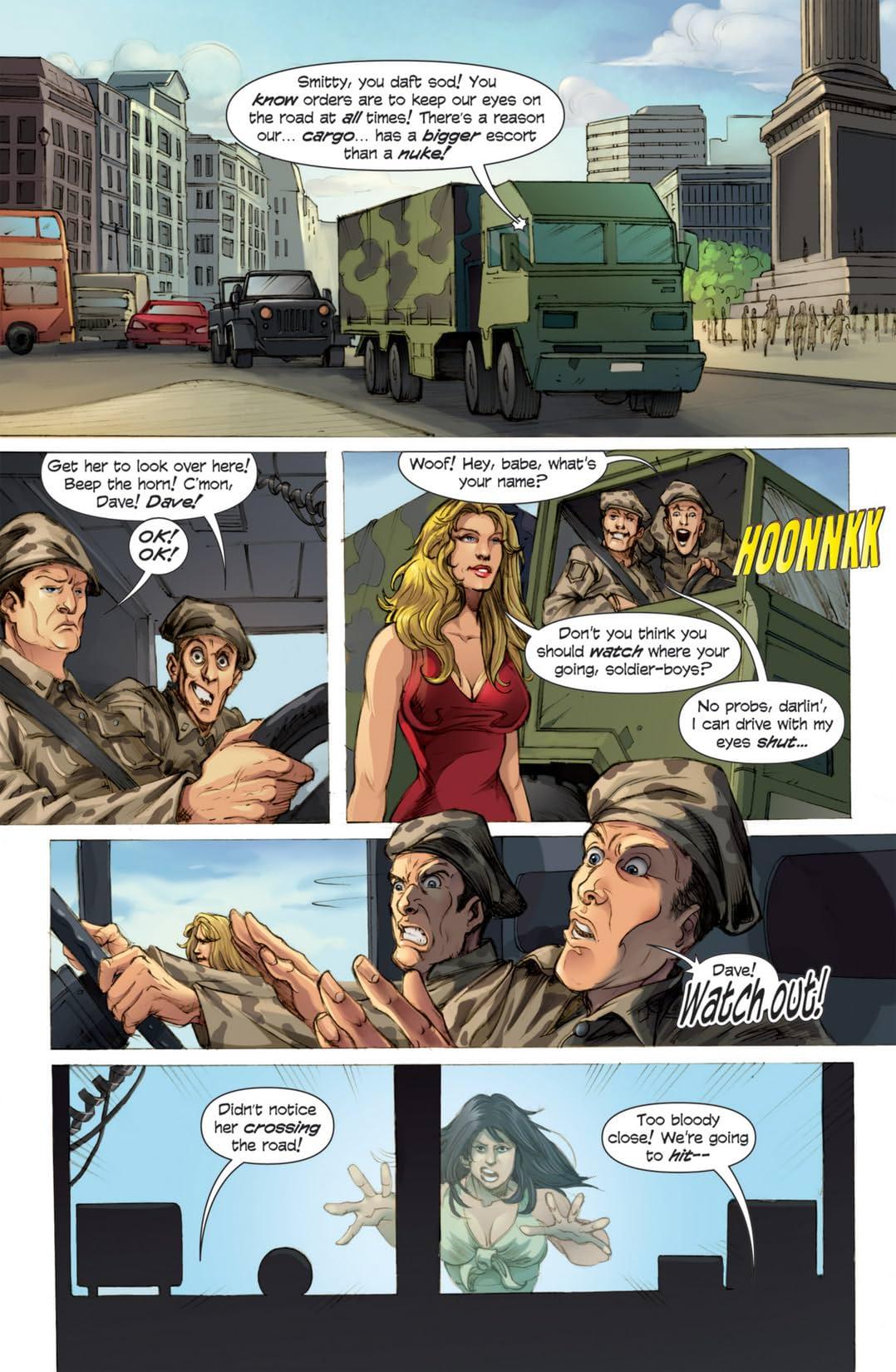 Eco Comics - Free Paperless Preview Comic