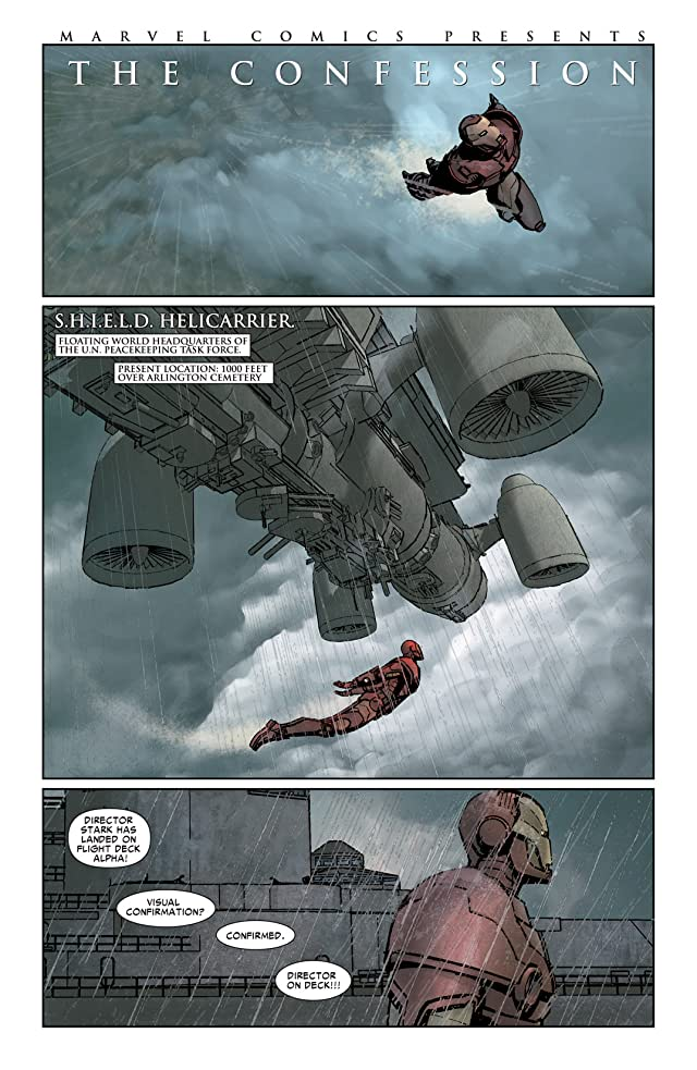 click for super-sized previews of Civil War: The Confession