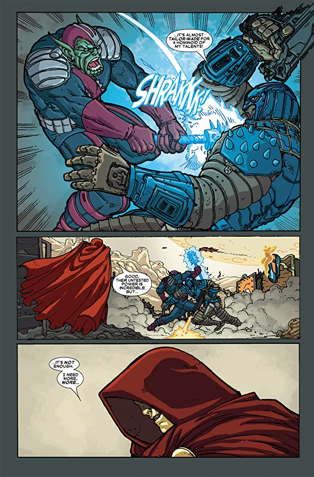 click for super-sized previews of Annihilation: Ronan #2