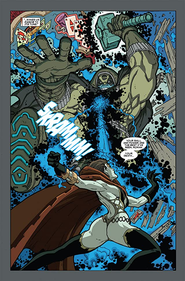 click for super-sized previews of Annihilation: Ronan #3