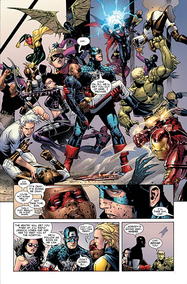 click for super-sized previews of Young Avengers (2005-2006) #12