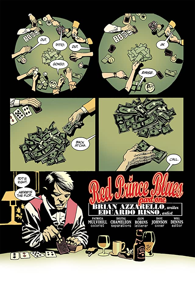 click for super-sized previews of 100 Bullets #23