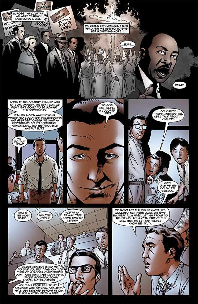 click for super-sized previews of American Way #2
