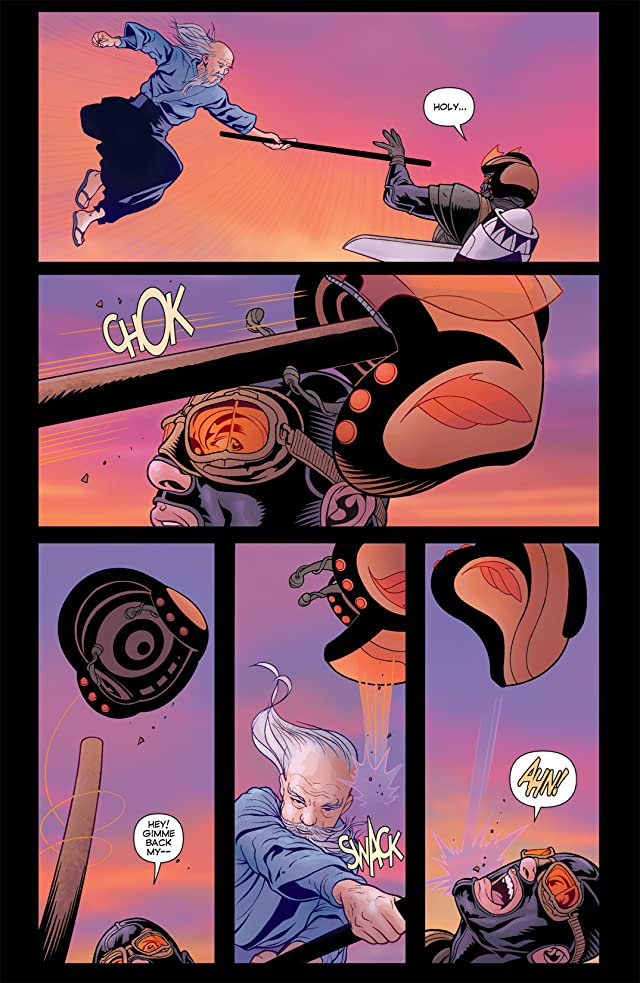 click for super-sized previews of Ex Machina #32