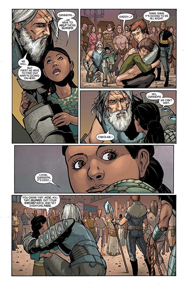 click for super-sized previews of Eternal Warrior (2013- ) #6: Digital Exclusives Edition