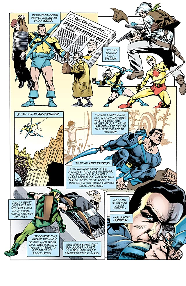 click for super-sized previews of Hawkman (2002-2006) #6