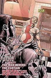 Justice League: Generation Lost #20