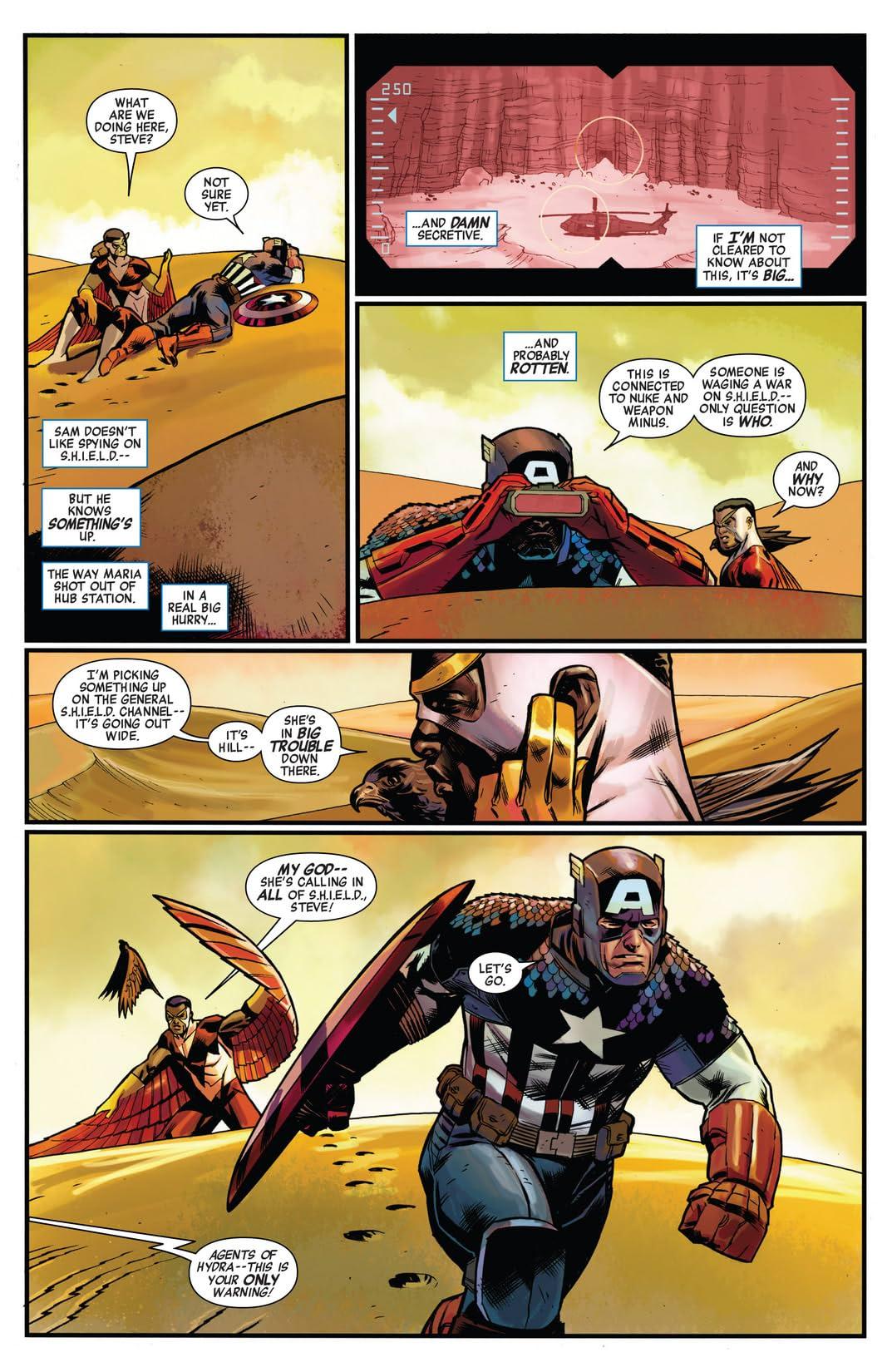 Captain America (2012-2014) #18