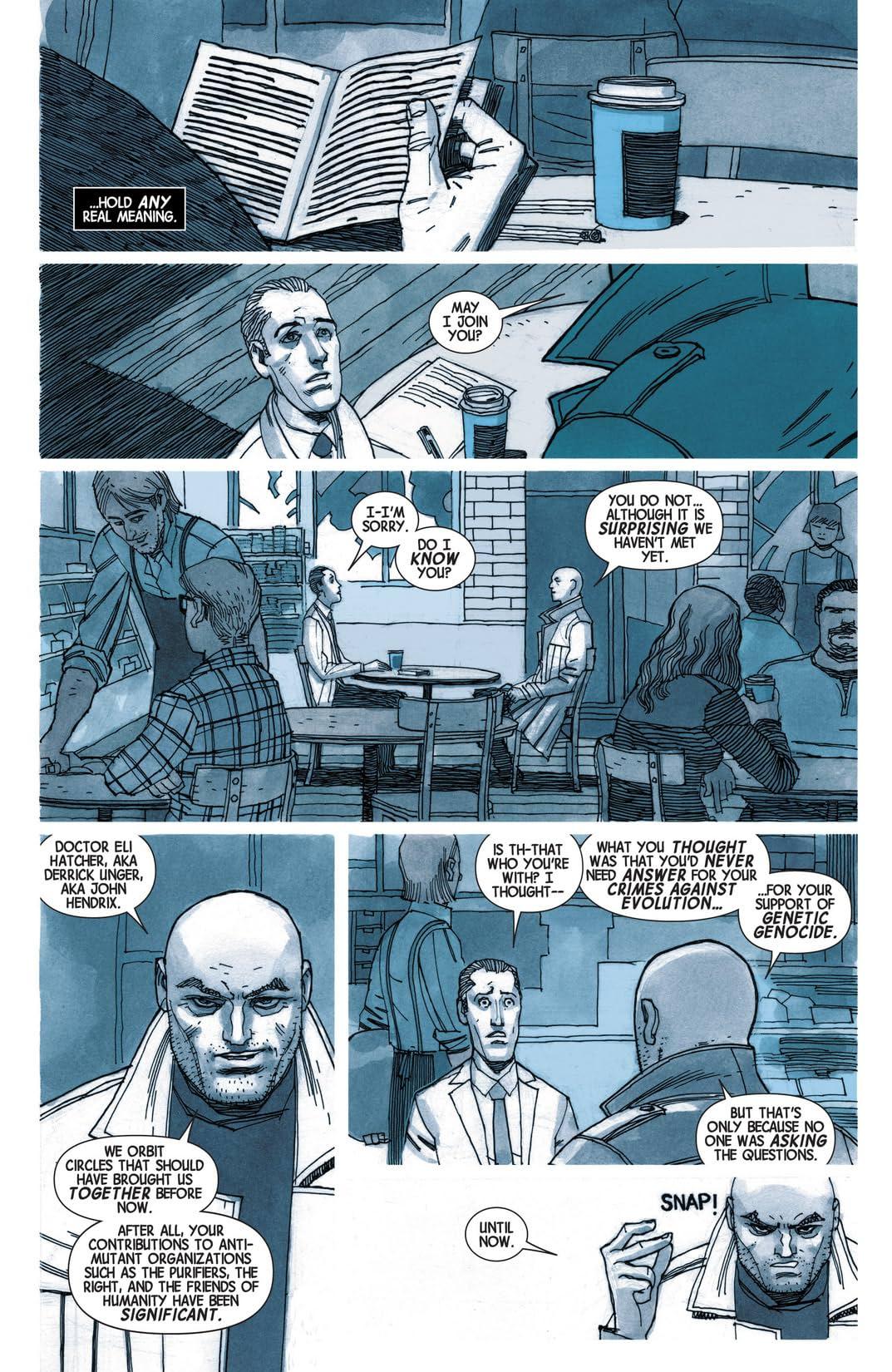Magneto (2014-2015) #1