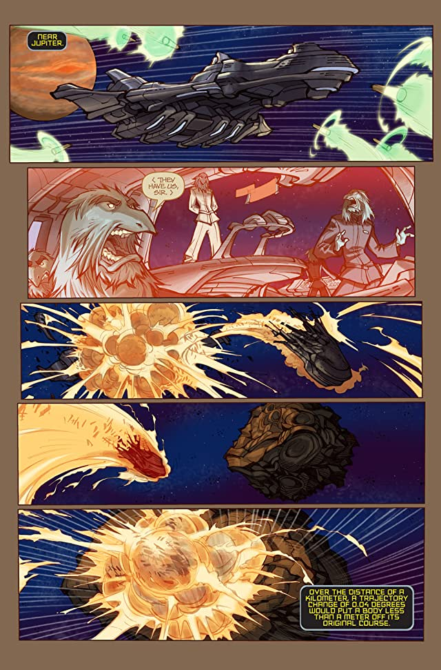 click for super-sized previews of Neozoic #1