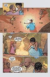 Vixen: Return of the Lion #2 (of 5)