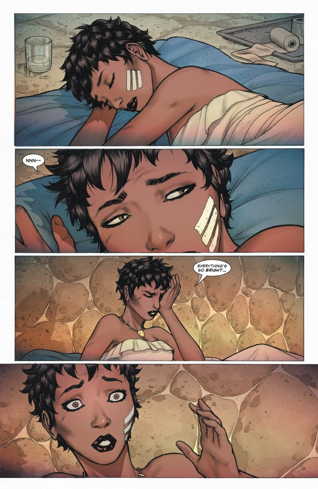 Vixen: Return of the Lion #3 (of 5)
