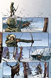 Peter Panzerfaust Vol. 3: Cry of the Wolf