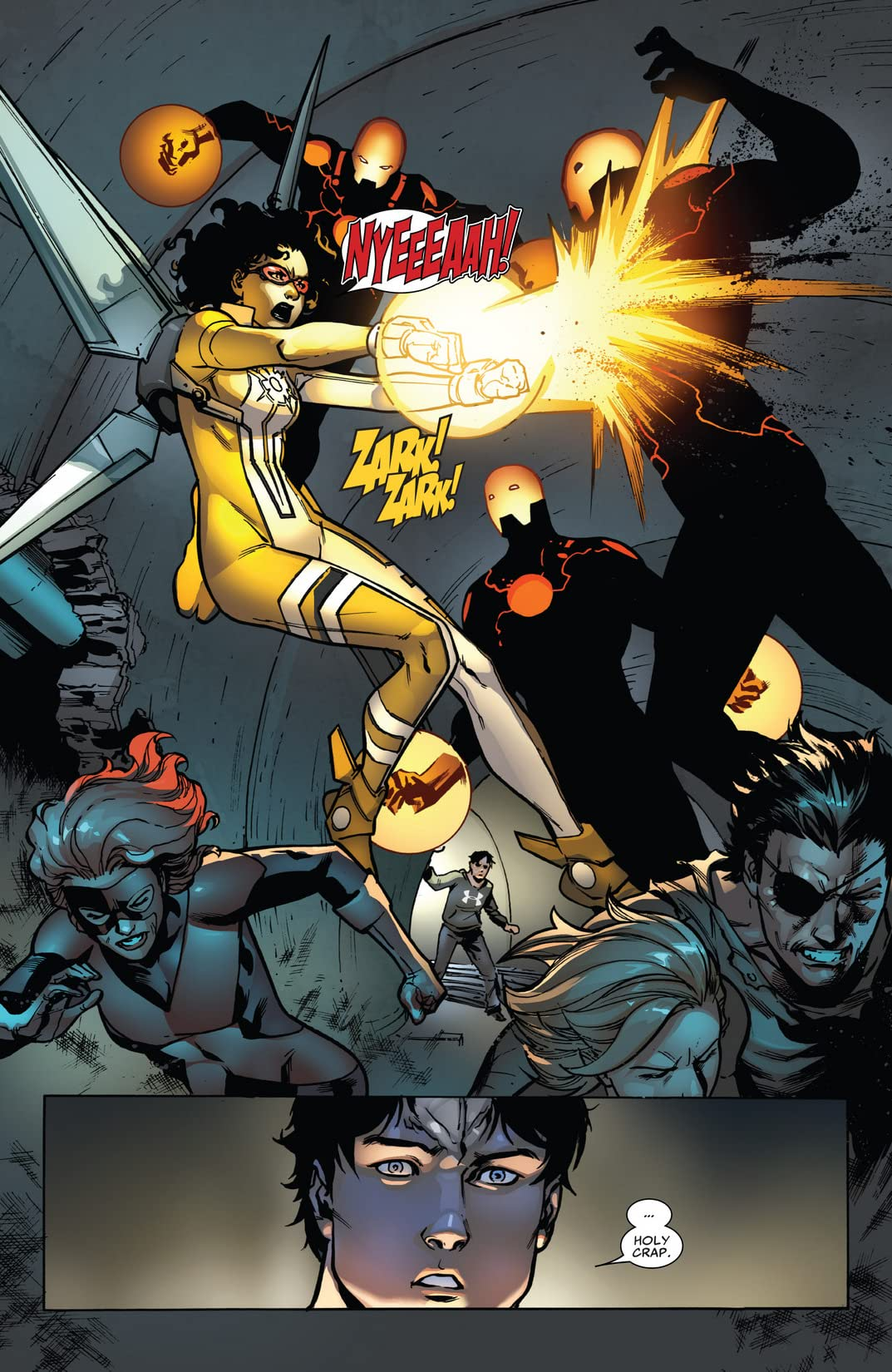 New Warriors (2014) #2